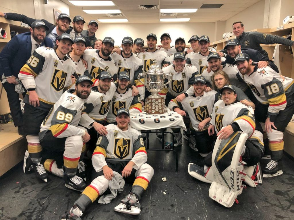 Stanley Cup Bound The Vegas Golden Knights Defy Logic Win 12 15