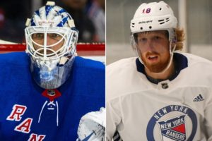Lundqvist and Staal