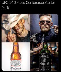 Proper 12 Budweiser