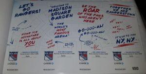 NY Ranger Season Tickets