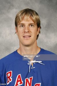 NEW YORK - SEPTEMBER 14: Steve Valiquette of the New York Rangers poses for a portrait at Madison Square Garden on September 14, 2006 in New York, New York. (Photo by Getty Images)