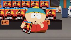South Park, Red Dead Redemption