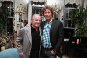 Ron Duguay & Rod Gilbert