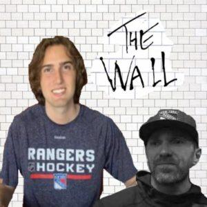 Tyler Wall, Henrik Lundqvist