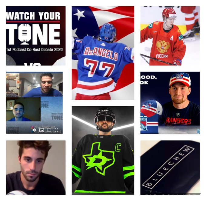 Bcbs For 10 29 Tony Deangelo S Watch Your Tone Podcast In Depth Recap Tda S Limited Comments On Nyr Return Boner Pills Male Grooming Kravswatch Lafreniere The Absolutely Disgusting Mitchell Miller Story